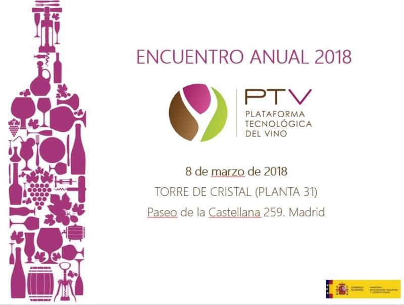 PTV, I+D+i para el sector del vino