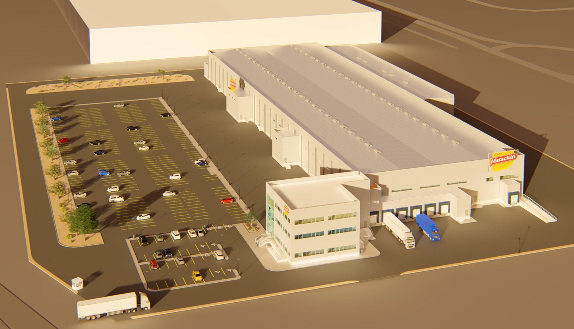 Proyectos para industria Alimentaria